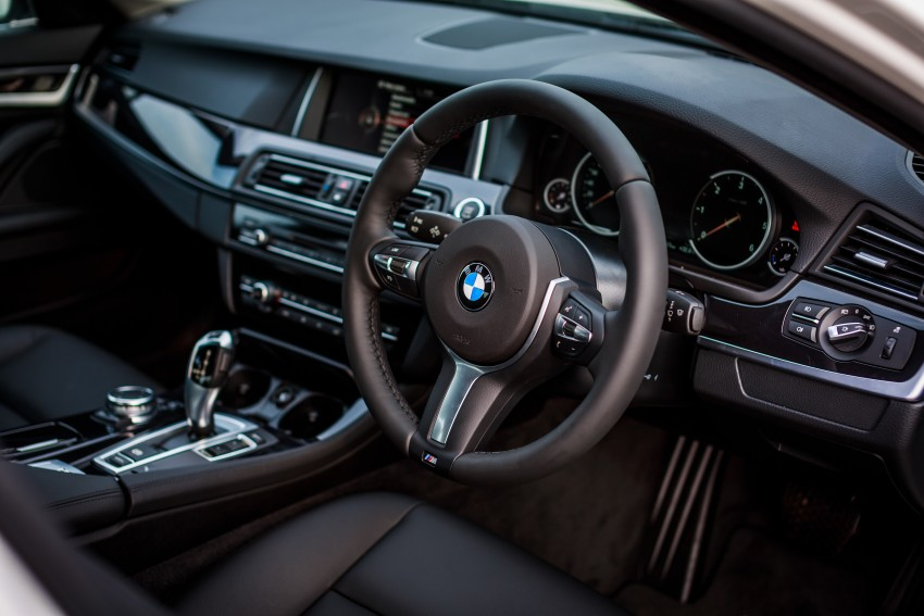 BMW 520d Sport introduced in Malaysia – 50 units Image #316455