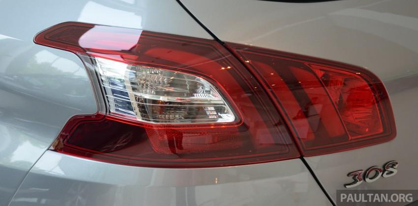 GALLERY: 2015 Peugeot 308 now in showrooms Image #320533