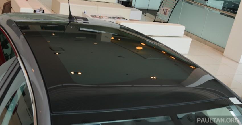 GALLERY: 2015 Peugeot 308 now in showrooms Image #320537
