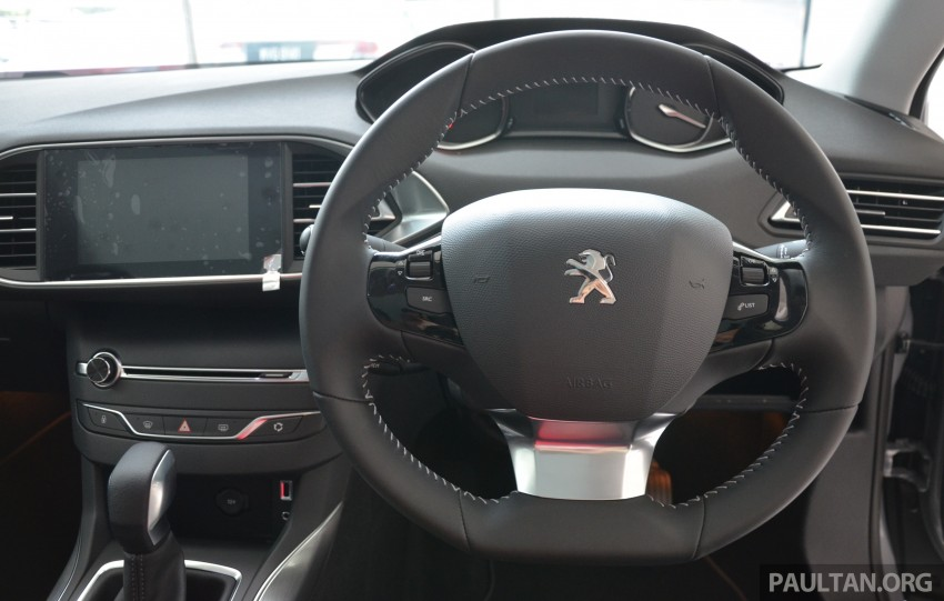 GALLERY: 2015 Peugeot 308 now in showrooms Image #320542