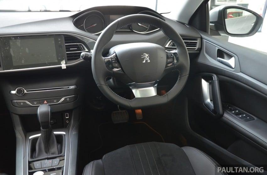 GALLERY: 2015 Peugeot 308 now in showrooms Image #320549