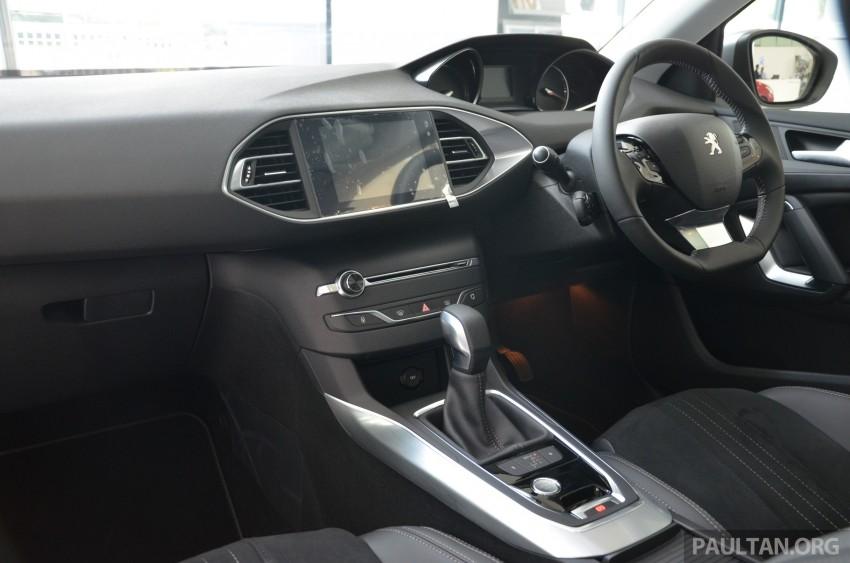 GALLERY: 2015 Peugeot 308 now in showrooms Image #320550