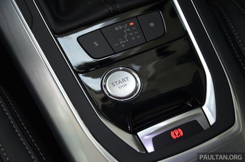 GALLERY: 2015 Peugeot 308 now in showrooms Image #320552