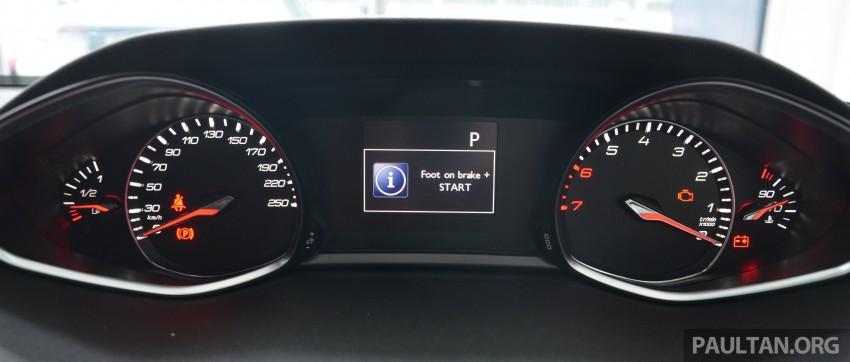 GALLERY: 2015 Peugeot 308 now in showrooms Image #320557