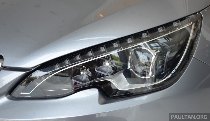 GALLERY: 2015 Peugeot 308 now in showrooms Image #320527