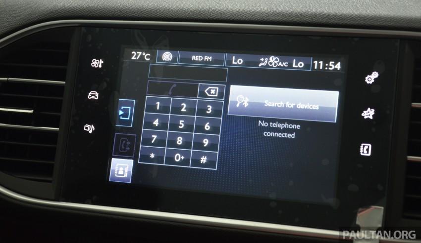 GALLERY: 2015 Peugeot 308 now in showrooms Image #320565