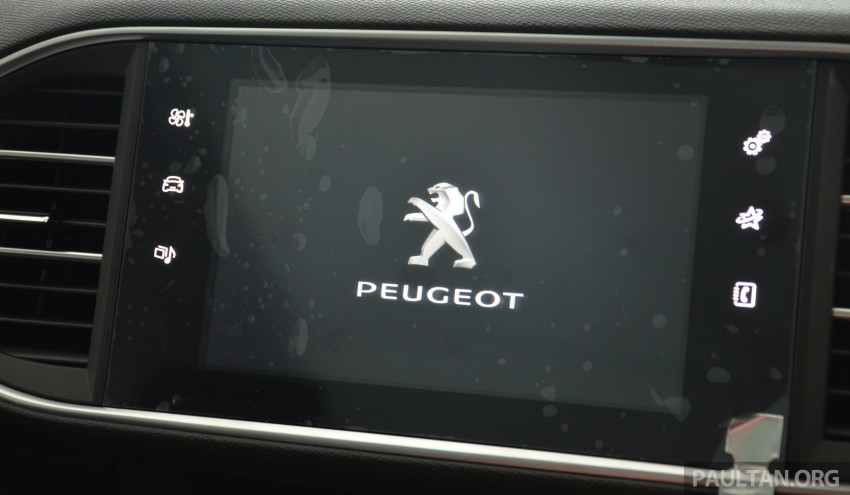 GALLERY: 2015 Peugeot 308 now in showrooms Image #320567
