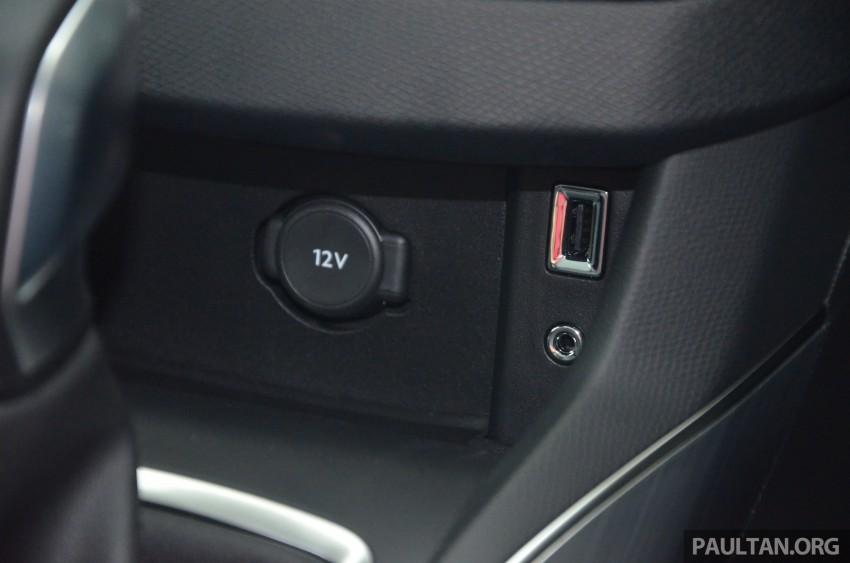 GALLERY: 2015 Peugeot 308 now in showrooms Image #320568