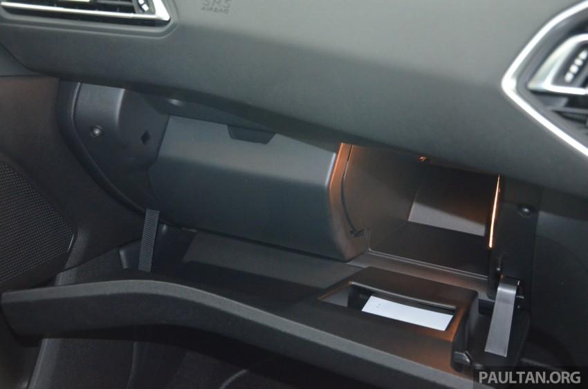 GALLERY: 2015 Peugeot 308 now in showrooms Image #320570