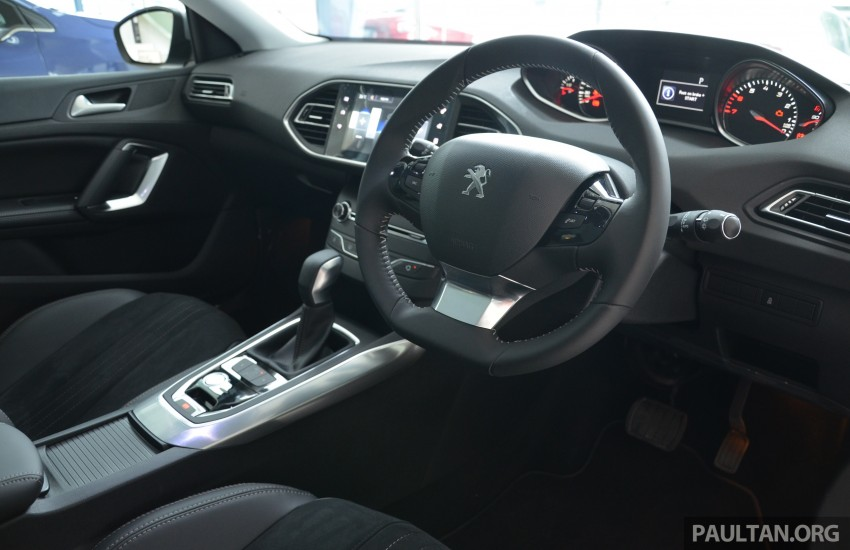 GALLERY: 2015 Peugeot 308 now in showrooms Image #320572