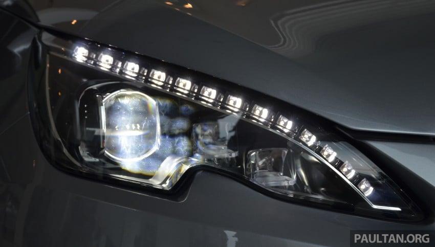 GALLERY: 2015 Peugeot 308 now in showrooms Image #320581