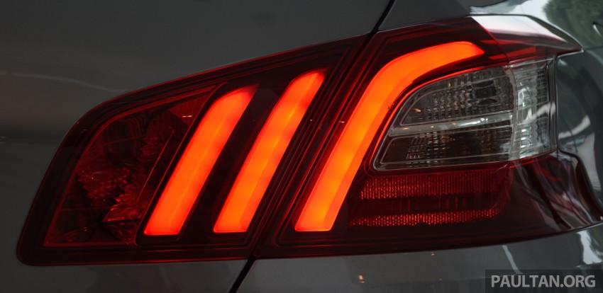 GALLERY: 2015 Peugeot 308 now in showrooms Image #320582