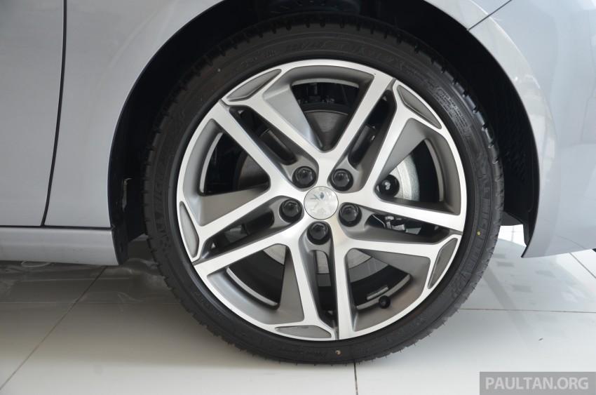 GALLERY: 2015 Peugeot 308 now in showrooms Image #320529