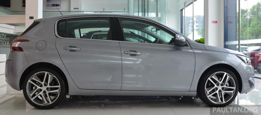 GALLERY: 2015 Peugeot 308 now in showrooms Image #320586