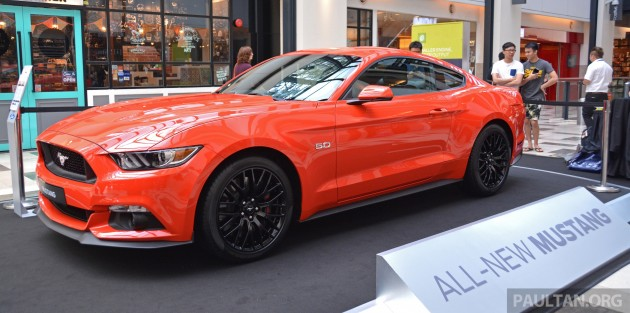 2015_Ford_Mustang_Malaysia_ 012