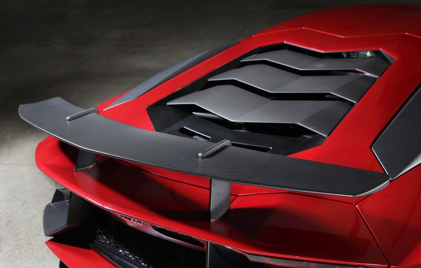 Lamborghini Aventador LP750-4 Superveloce debuts Image #315589