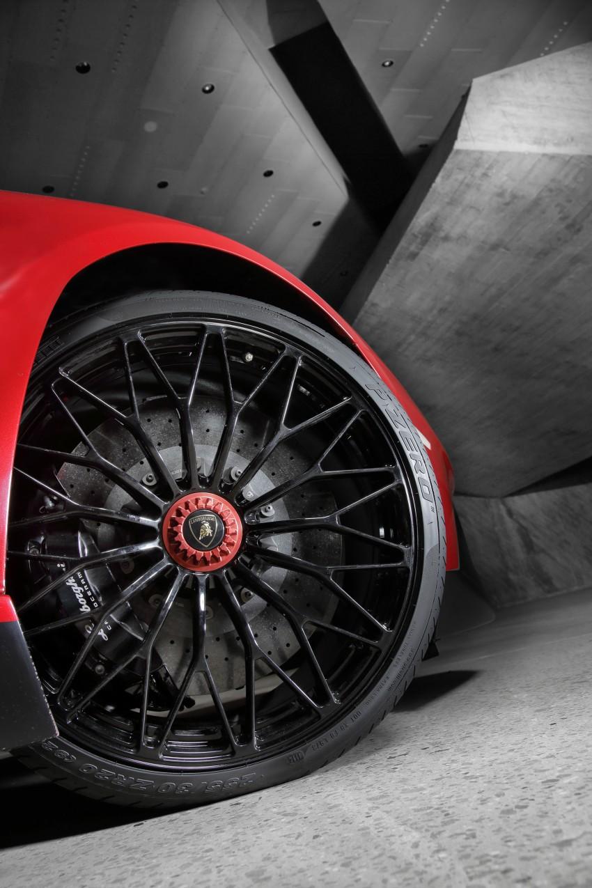 Lamborghini Aventador LP750-4 Superveloce debuts Image #315590