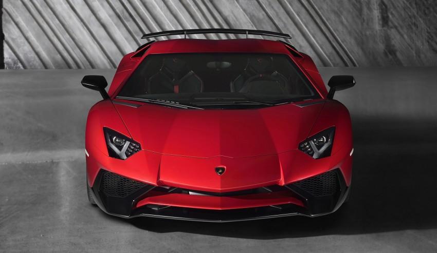 Lamborghini Aventador LP750-4 Superveloce debuts Image #315591