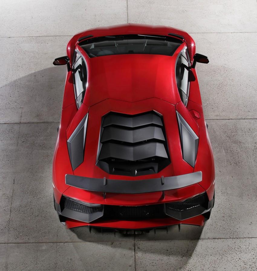Lamborghini Aventador LP750-4 Superveloce debuts Image #315574
