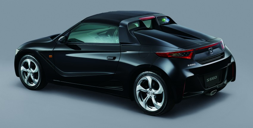 Honda S660 <em>kei</em>-roadster on sale in Japan, from RM62k Image #322552