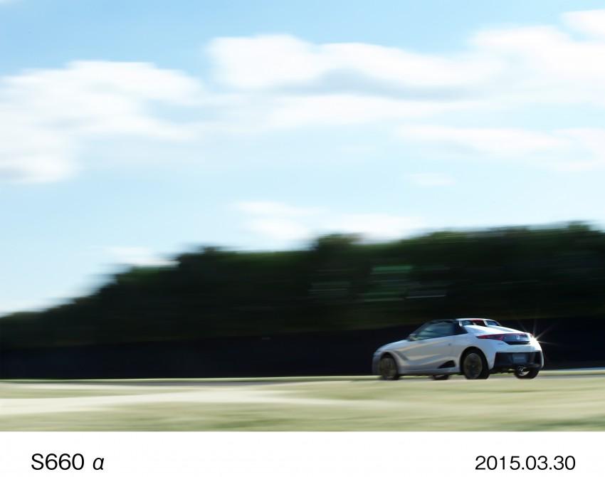 Honda S660 <em>kei</em>-roadster on sale in Japan, from RM62k Image #322537