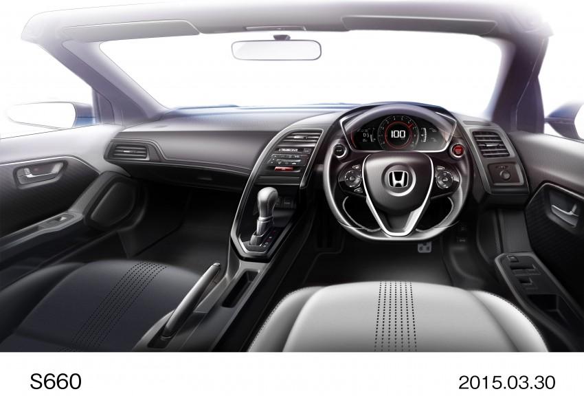 Honda S660 <em>kei</em>-roadster on sale in Japan, from RM62k Image #322545