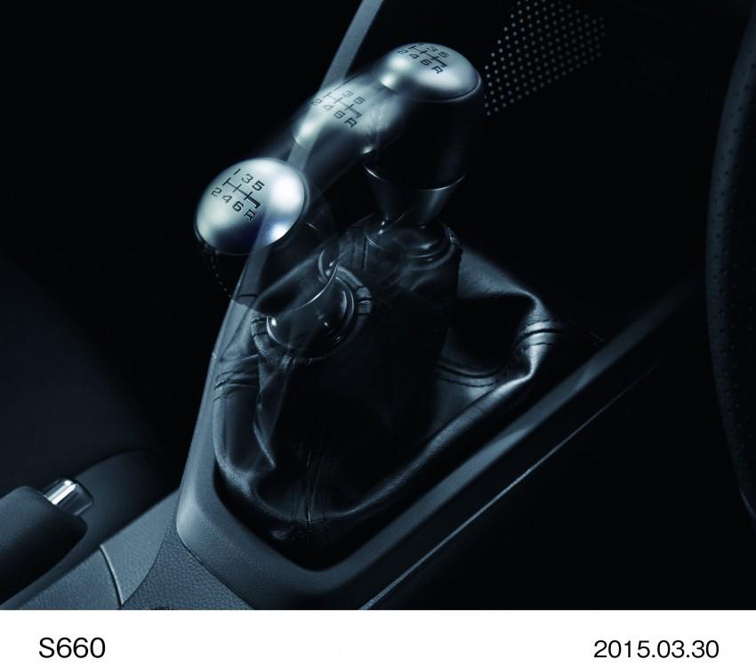 Honda S660 <em>kei</em>-roadster on sale in Japan, from RM62k Image #322527