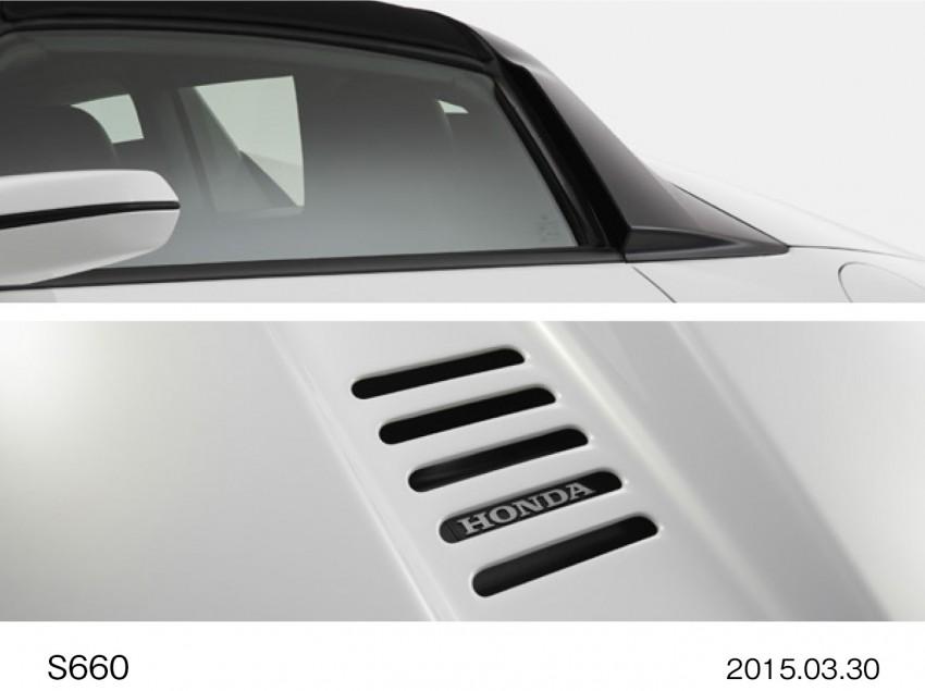 Honda S660 <em>kei</em>-roadster on sale in Japan, from RM62k Image #322508