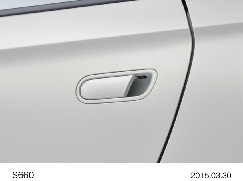 Honda S660 <em>kei</em>-roadster on sale in Japan, from RM62k Image #322509