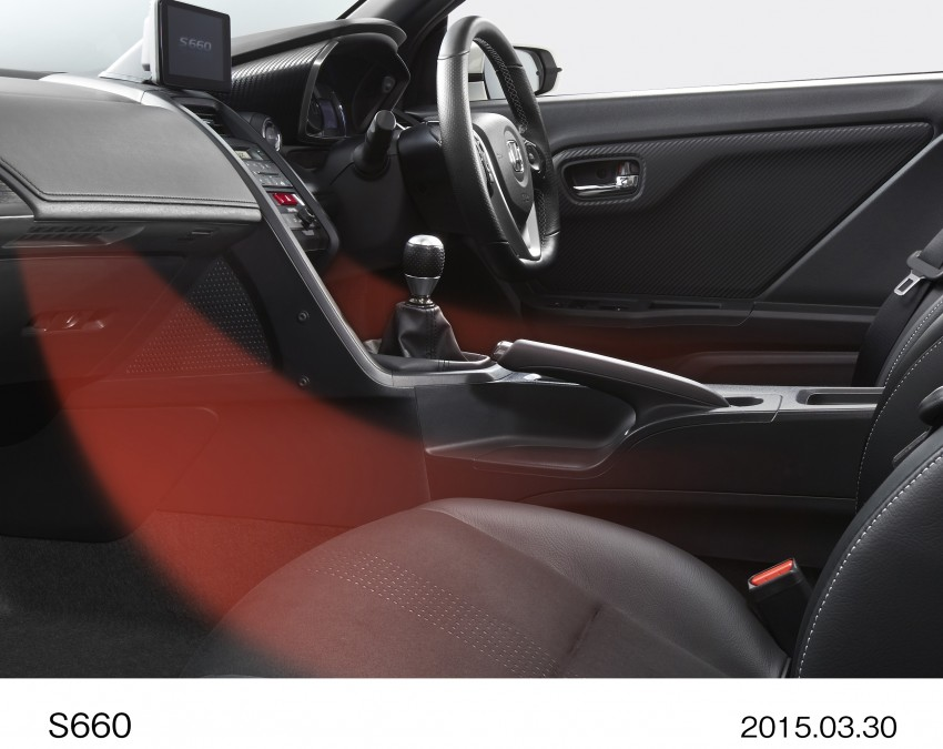 Honda S660 <em>kei</em>-roadster on sale in Japan, from RM62k Image #322493
