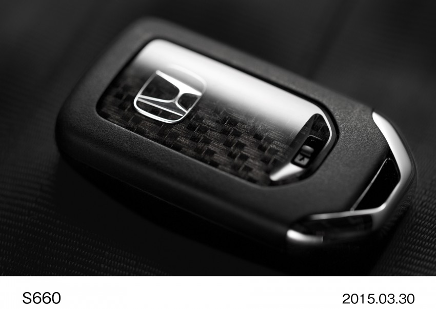 Honda S660 <em>kei</em>-roadster on sale in Japan, from RM62k Image #322486