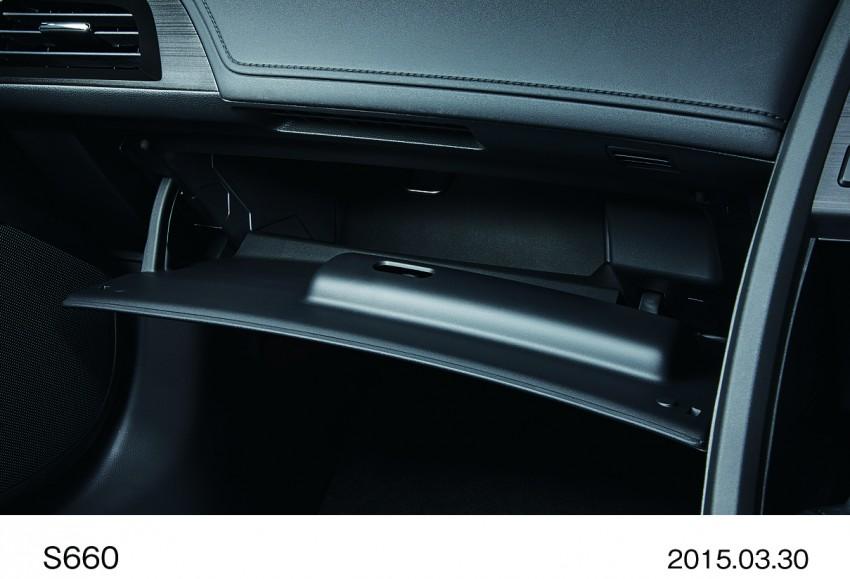 Honda S660 <em>kei</em>-roadster on sale in Japan, from RM62k Image #322489