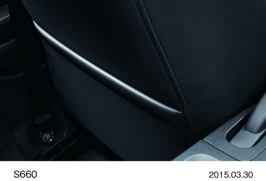 Honda S660 <em>kei</em>-roadster on sale in Japan, from RM62k Image #322473