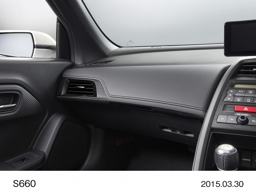 Honda S660 <em>kei</em>-roadster on sale in Japan, from RM62k Image #322475