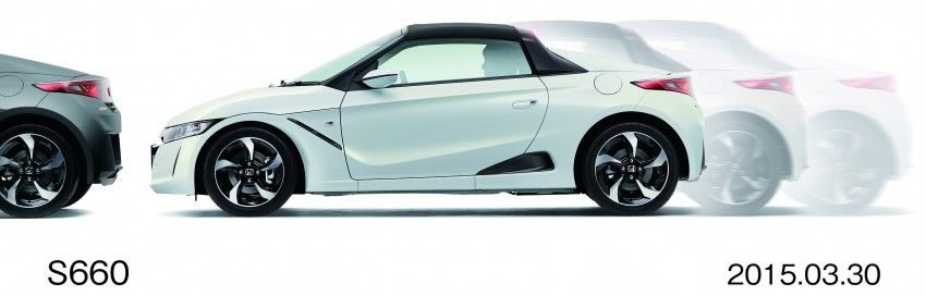 Honda S660 <em>kei</em>-roadster on sale in Japan, from RM62k Image #322465
