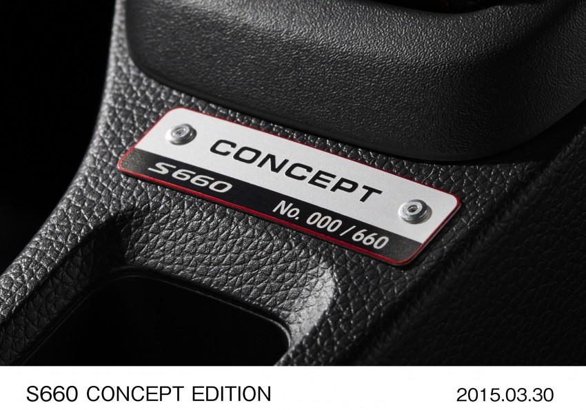 Honda S660 <em>kei</em>-roadster on sale in Japan, from RM62k Image #322446