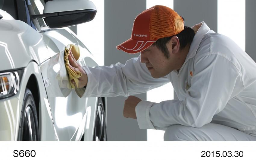 Honda S660 <em>kei</em>-roadster on sale in Japan, from RM62k Image #322438