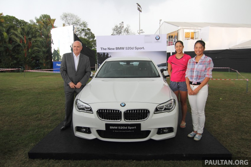 BMW 520d Sport introduced in Malaysia – 50 units Image #316484