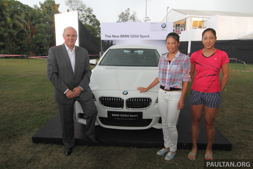 BMW 520d Sport introduced in Malaysia – 50 units Image #316485