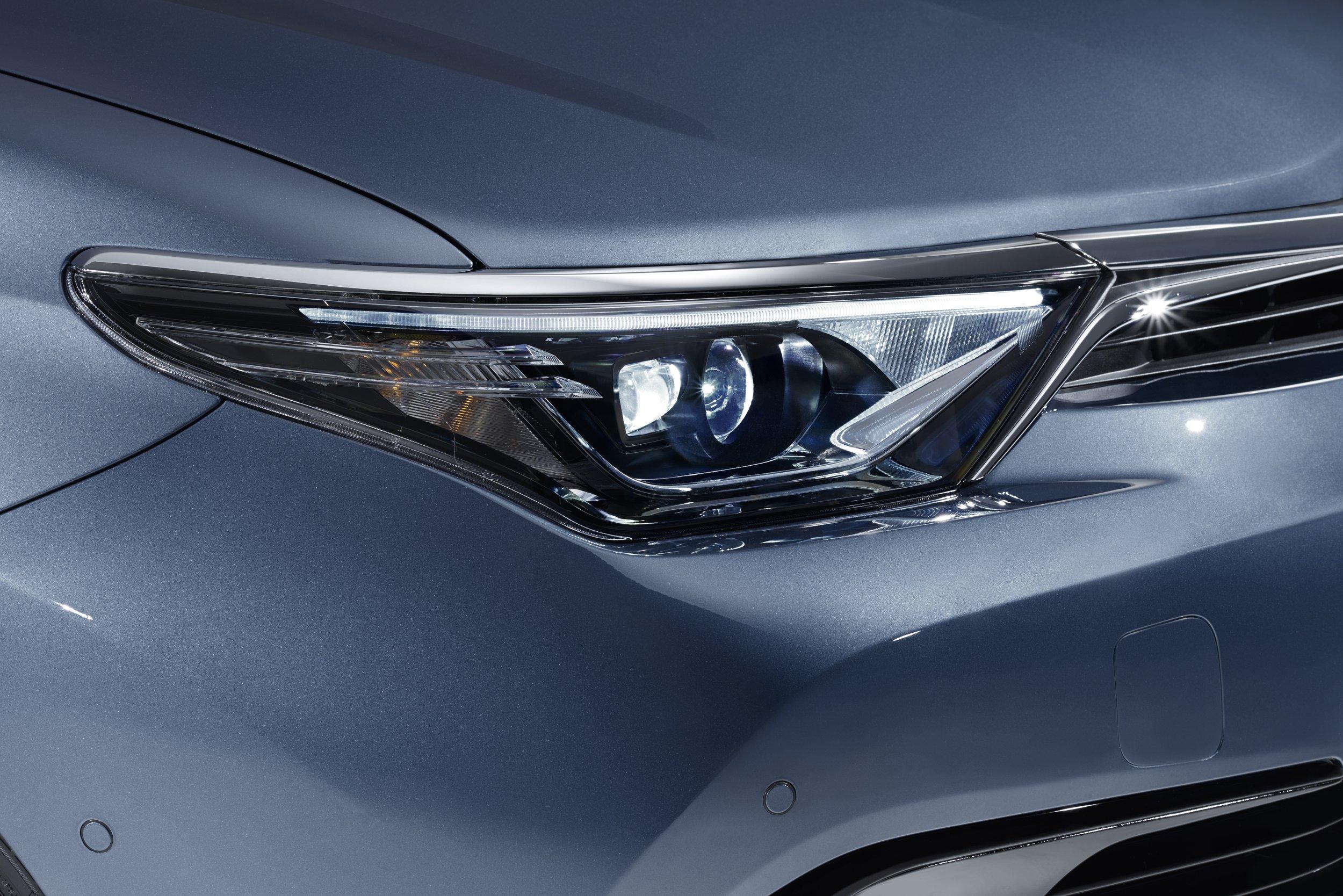 Toyota Auris Facelift Gets New 1 2 Litre Turbo Engine Paul