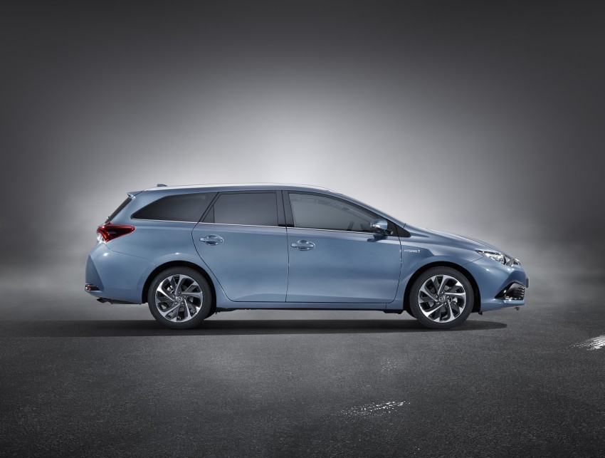 Toyota Auris facelift gets new 1.2 litre turbo engine Image #315801