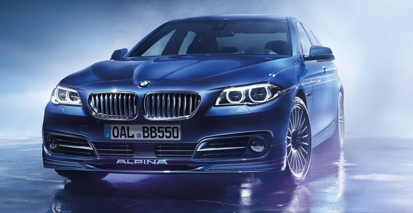 Alpina B5 and B6 Edition 50 limited run celebrates half a century of tuned BMWs with factory warranty Image #321824