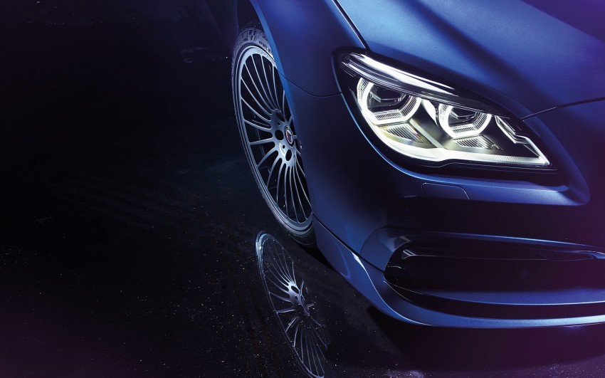 Alpina B5 and B6 Edition 50 limited run celebrates half a century of tuned BMWs with factory warranty Image #321813
