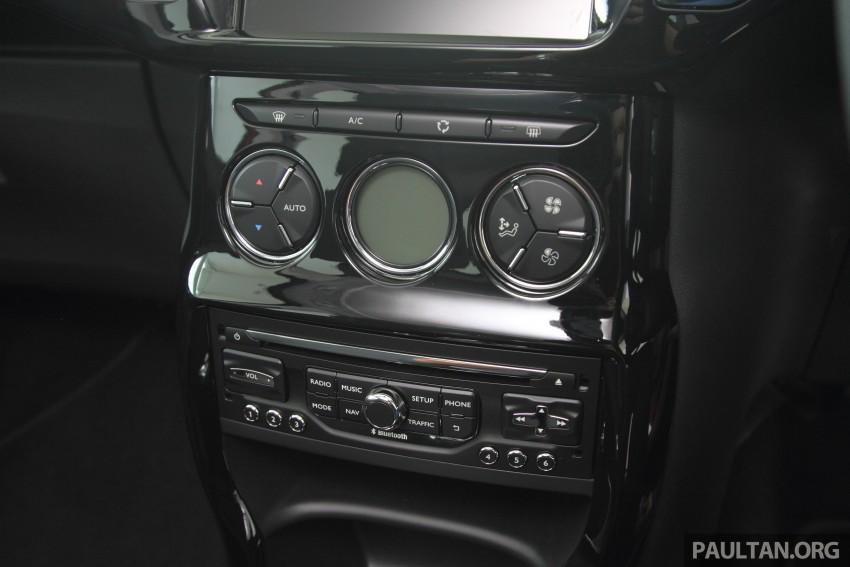 Citroen C3 facelift arrives in Malaysia – est RM105k Image #318748