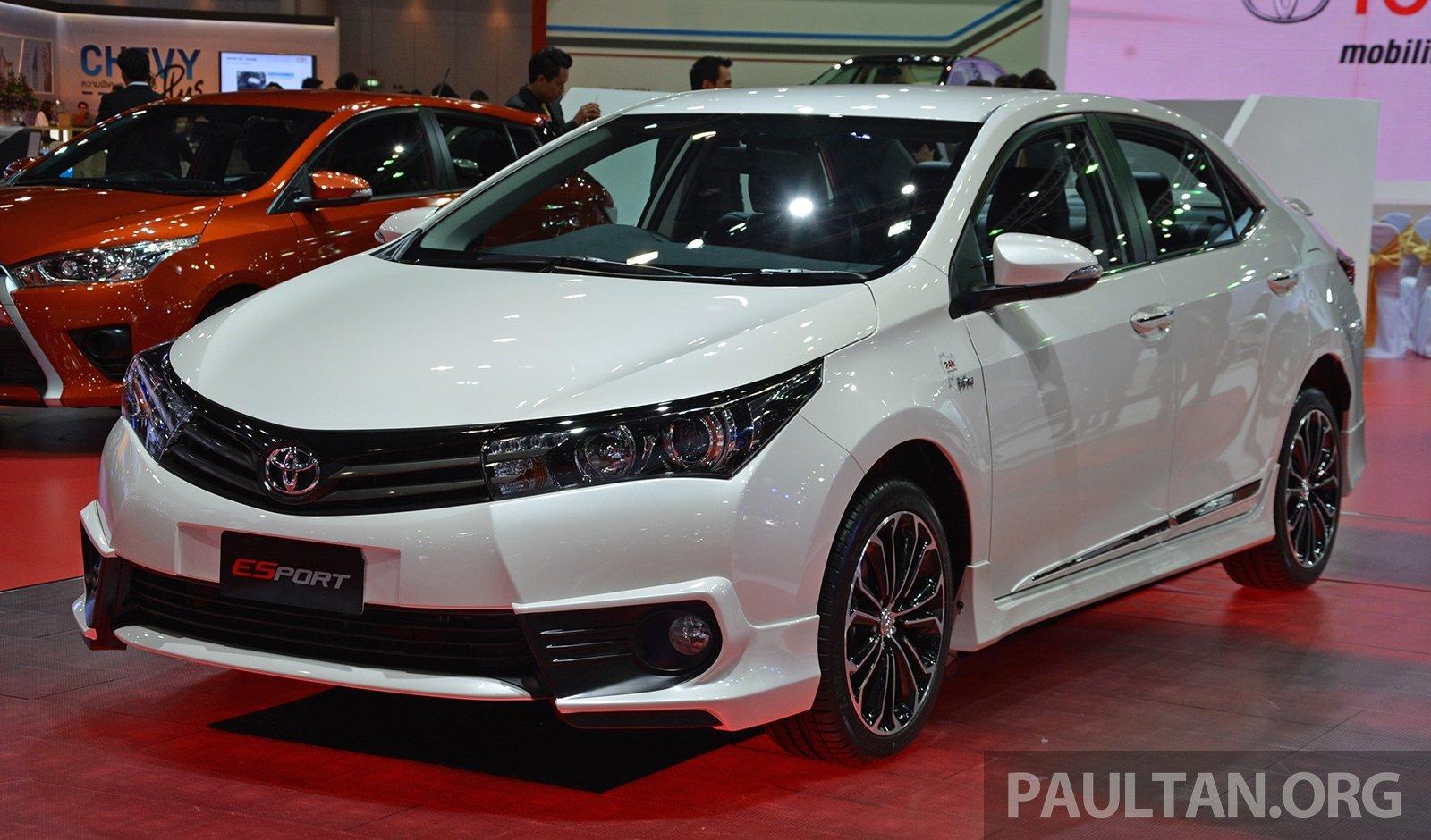 Corolla Altis 2015 Autos Post