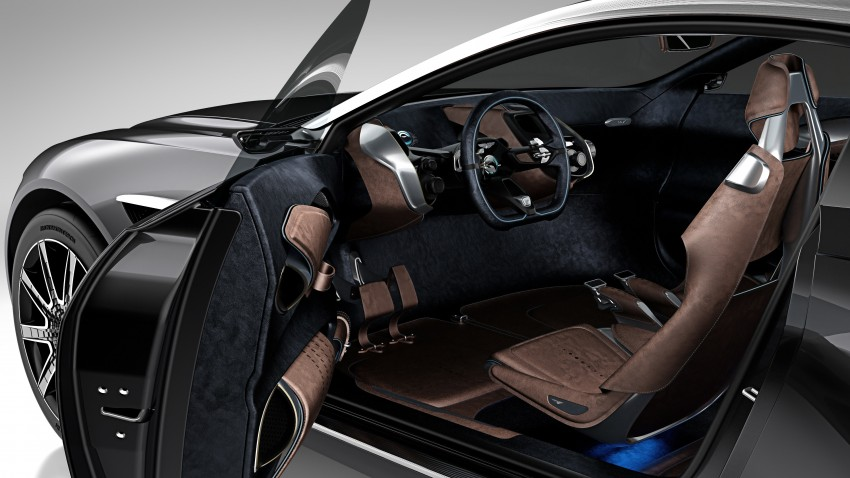 Aston Martin DBX Concept; AWD, electric Bond car? Image #315906