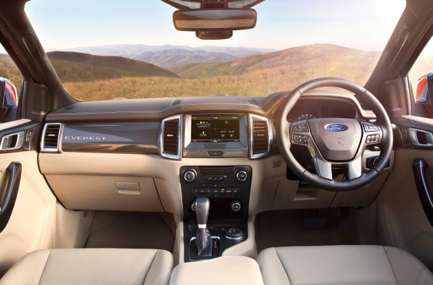 Ford Everest 2015 10