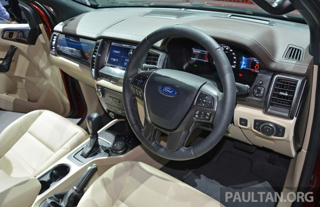 Ford Everest BKK 2015 26