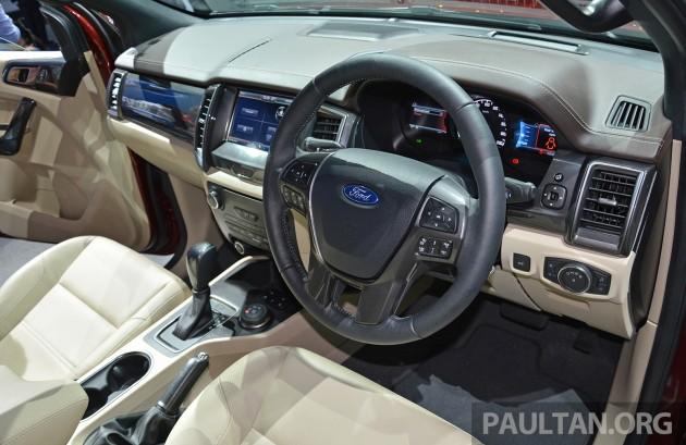 Ford Everest BKK 2015 26