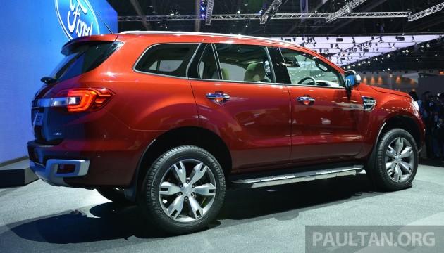 Ford Everest BKK 2015 9